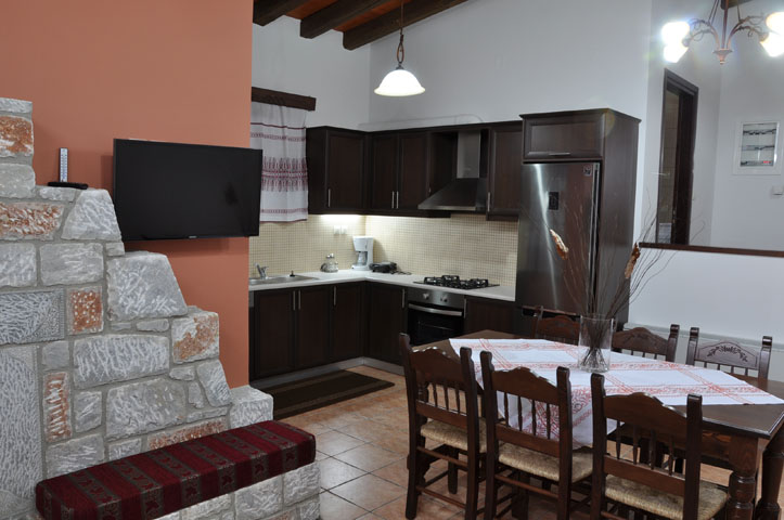 Hotels, Rooms for rent, Tourist accommodations, Traditional Guest House, Villas, Omalos, Chania, Samaria Gorge, Crete